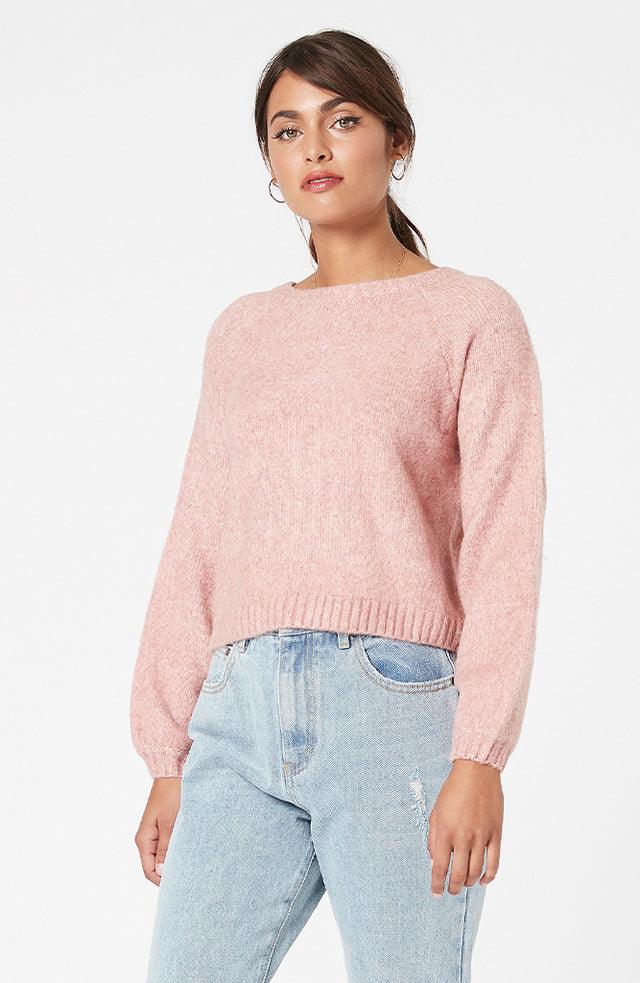 Fleeting Marle Knit