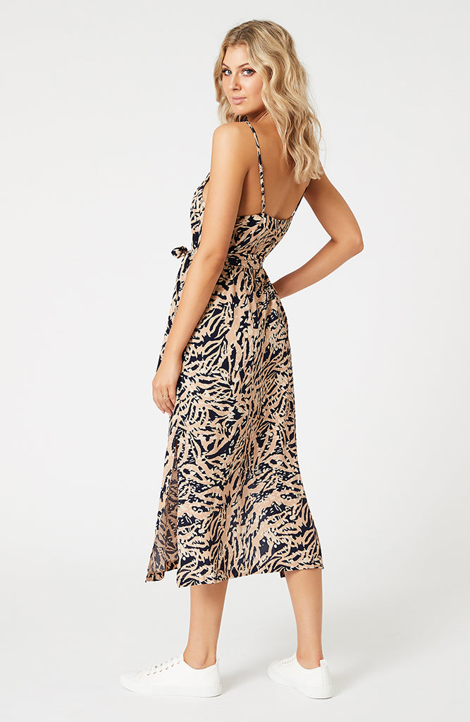Biscuit Swirl Slip Dress (4507786608733)