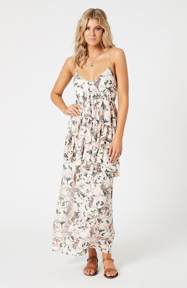 Gift Of Nature Maxi Dress (4474145079389)