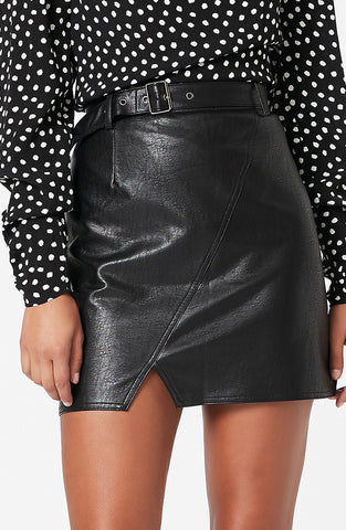 Resurface Mini Skirt