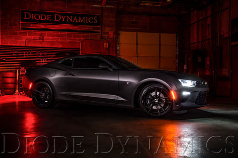 Diode Dynamics LED Sidemarkers for 2016+ Chevrolet Camaro (set) - Southwest Speed LLC