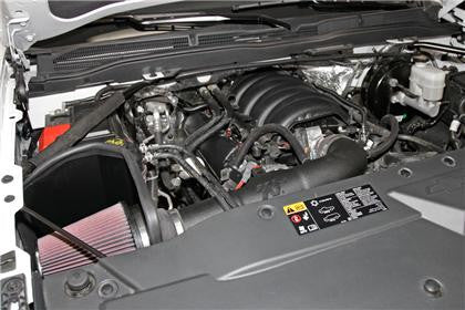 K&N 63 Series Aircharger Performance Intake Kit Chevy/GMC 14-15 Silverado/Sierra 1500 5.3L/6.2L V8 - Southwest Speed LLC