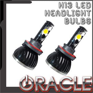 ORACLE H13 LED Headlight Replacement Bulbs