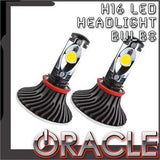 ORACLE H16 LED Headlight Replacement Bulbs
