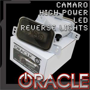 ORACLE Camaro LED High Power Reverse Lights - Southwest Speed LLC