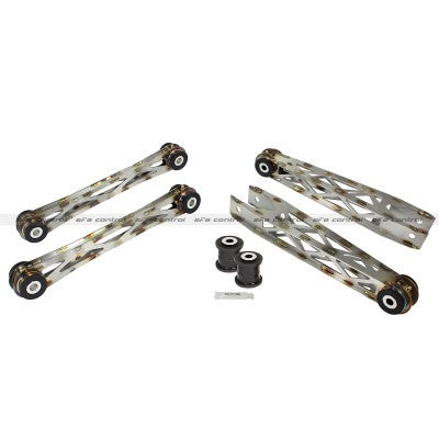 AFE Control Pfadt Series 2010+ Camaro Trailing Arms and Rear Tie Rods Package - Southwest Speed LLC