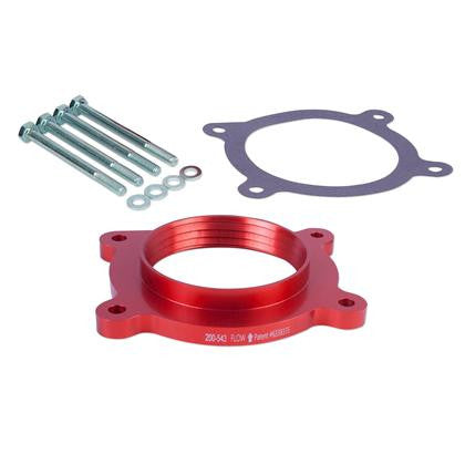 Airaid PowerAid Throttle Body Spacer 2014 Chevrolet Silverado 1500, Tahoe, Suburban 5.3L V8 - Southwest Speed LLC