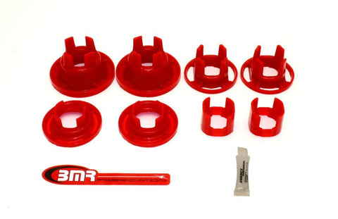 BMR 2010 - 2015 Chevy Camaro Bushing Kit, Rear Cradle, Polyurethane, Inserts Only, Street Version - Southwest Speed LLC