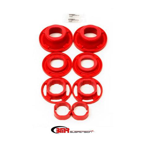 BMR 2012 - 2015 Chevy Camaro Bushing Kit, Rear Cradle, Polyurethane, Inserts Only, Street Version - Southwest Speed LLC