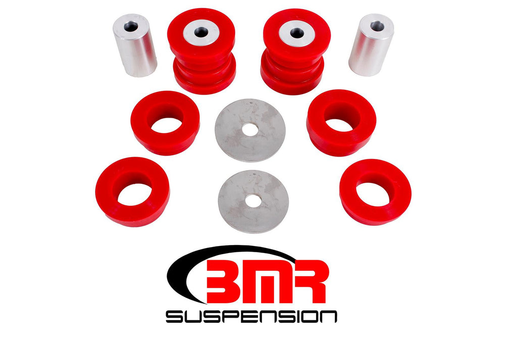 BMR 2015 - 2016 Ford Mustang Bushing Kit, Rear Cradle, Poly - Southwest Speed LLC