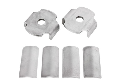BMR 2015 - 2016 Ford Mustang Bushing Kit, Rear Cradle, Steel Inserts Only - Southwest Speed LLC