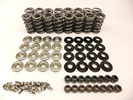 "Brian Tooley Racing .660"" Lift Platinum Spring Kit With Titanium Retainers SK001 - Southwest Speed LLC"