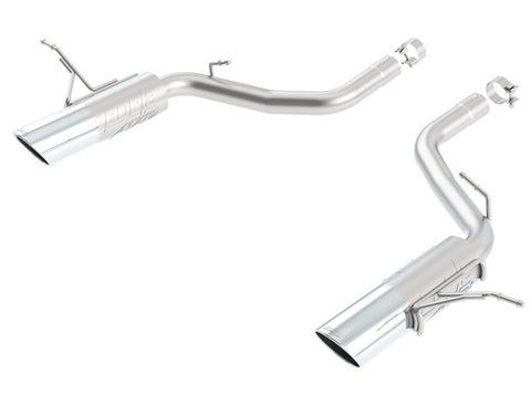 Borla Grand Cherokee SRT-8 2012-2014 Rear Section Exhaust ATAK - Southwest Speed LLC