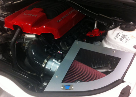 CAI 2012-15 6.2L Chevrolet Camaro ZL1 Intake System (Near Chrome Finish) - Southwest Speed LLC