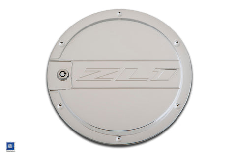 2010 - 2015 Defenderworx Camaro ZL1 Locking Fuel Door - Southwest Speed LLC