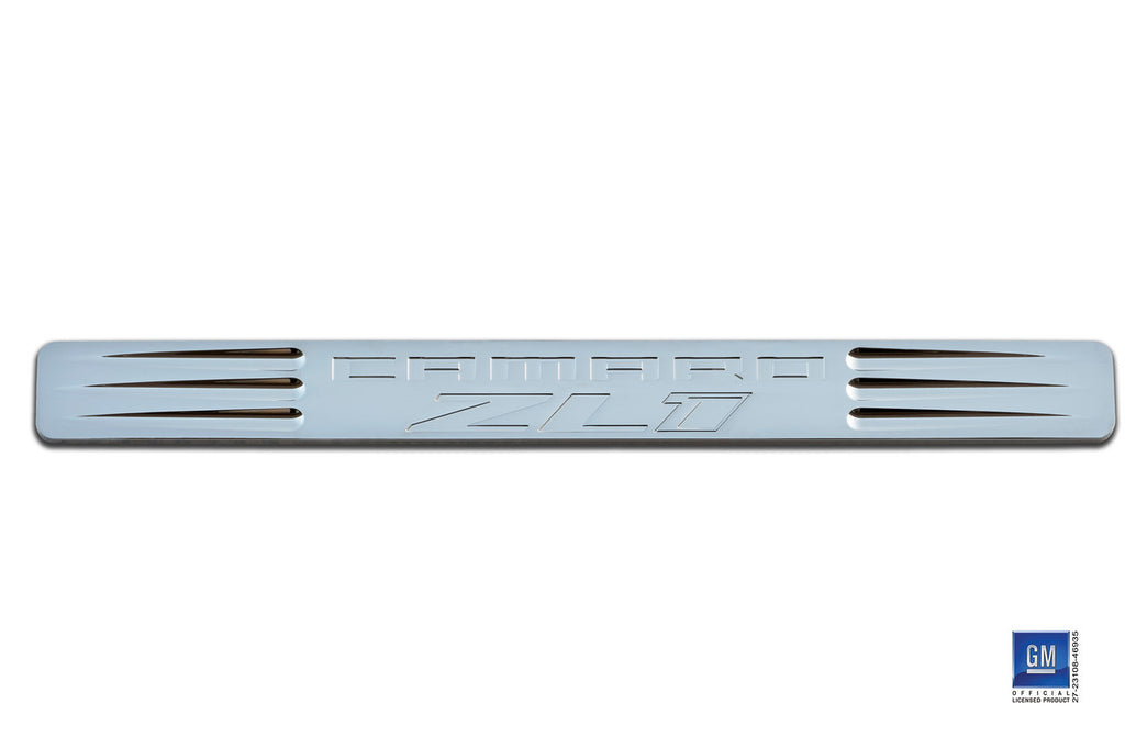 2010 - 2013 Defenderworx Camaro ZL1 Door Sills - Southwest Speed LLC