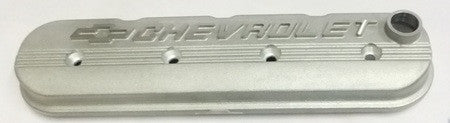CHEVROLET PERFORMANCE DIE-CAST ALUMINUM VALVE COVER WITH OIL FILL TUBE, RIGHT HAND 25534398 - Southwest Speed LLC
