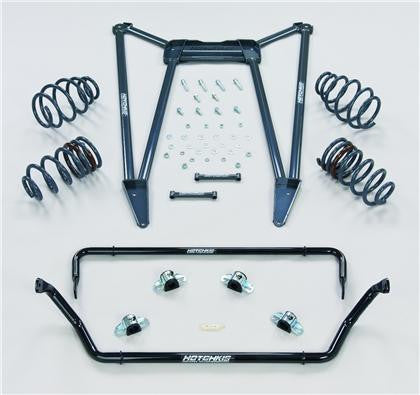 Hotchkis 10+ Camaro SS Track Pack Sport Swaybar Set & Springs & Chassis Max Brace - Southwest Speed LLC