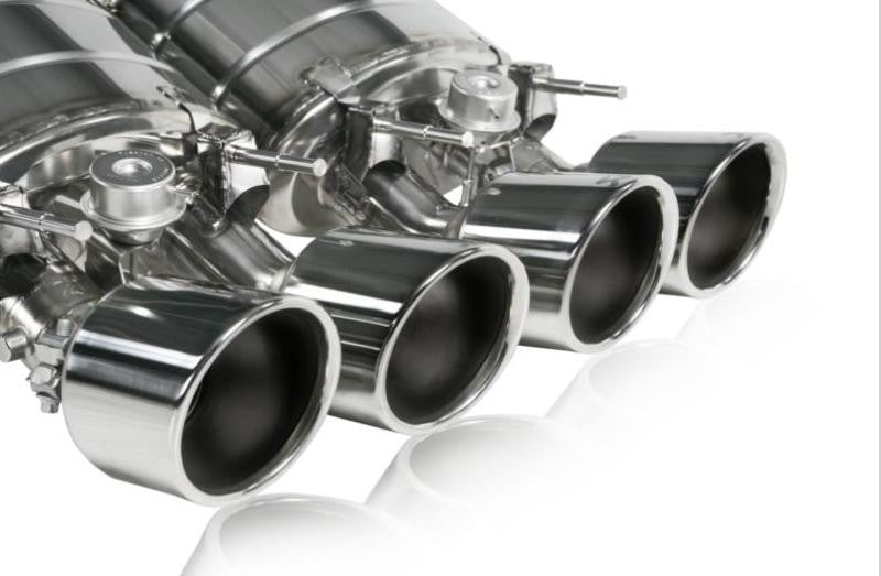 Akrapovic Corvette C6 Z06/ZR1 Exhaust system - Southwest Speed LLC
