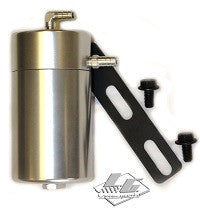 LG Motorsports Aluminum Oil Catch Can - Southwest Speed LLC