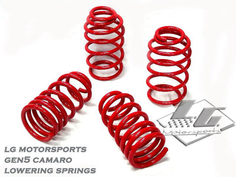 LG Motorsports G5 Camaro Super Springs - Southwest Speed LLC