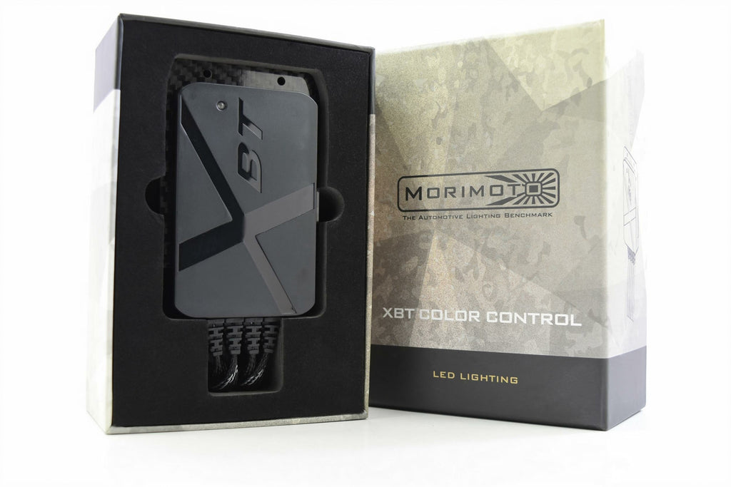 RGB Controller Morimoto XBT Bluetooth - Southwest Speed LLC
