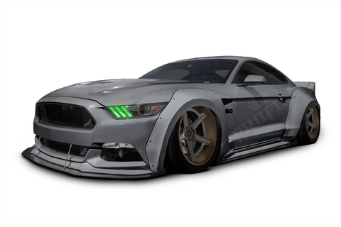 2015+ Ford Mustang Profile Pixel DRL Boards - Southwest Speed LLC