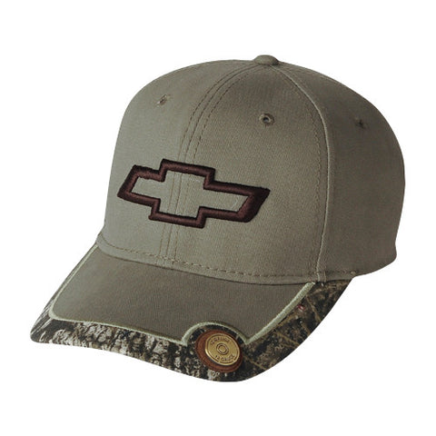 3-D Bowtie Hunter Shell Cap - Southwest Speed LLC