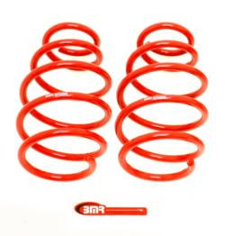 "BMR 2010 - 2015 Chevy Camaro Lowering Springs, Front, 1.0"" Drop, 220 Spring Rate, V8 - Southwest Speed LLC"