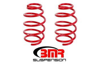 "BMR 2010 - 2015 Chevy Camaro Lowering Springs, Front, 1.4"" Drop, 220 Spring Rate, V8 - Southwest Speed LLC"