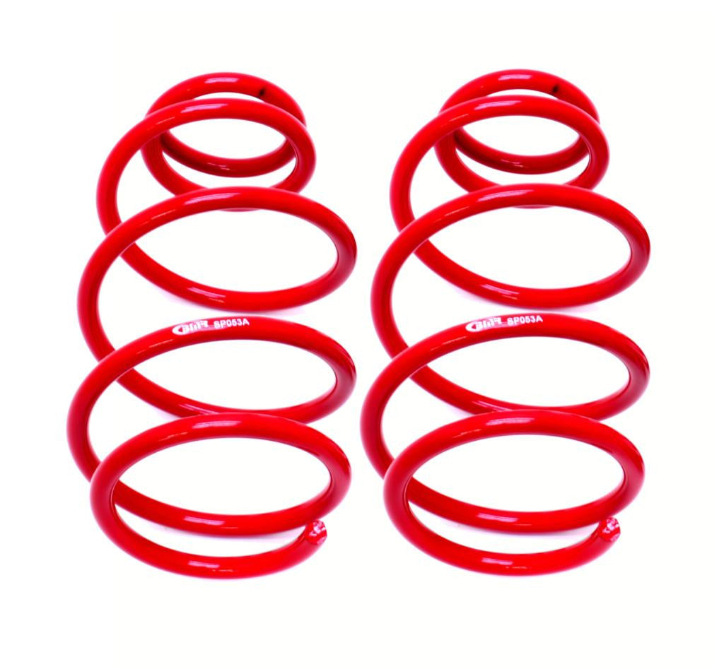 "BMR 2010 - 2015 Chevy Camaro Lowering Springs, Front, 1.2"" Drop, 200 Spring Rate, V6 - Southwest Speed LLC"