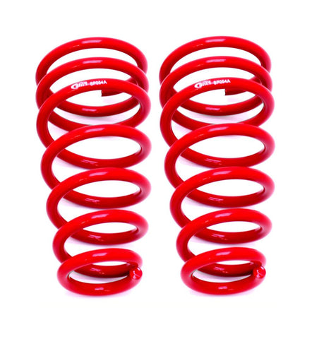"BMR 2010 - 2015 Chevy Camaro Lowering Springs, Rear, 1.2"" Drop, 430 Spring Rate, V6 - Southwest Speed LLC"