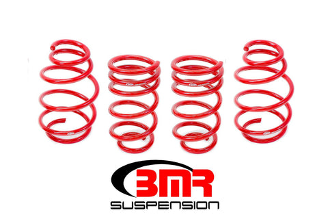 "BMR 2010 - 2015 Chevy Camaro Lowering Spring Kit, Set Of 4, 1.25"" Drop, V8 - Southwest Speed LLC"
