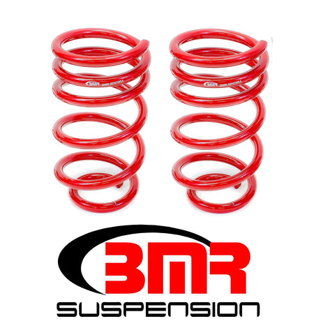 "BMR 2010 - 2015 Chevy Camaro Lowering Springs, Rear, 1.25"" Drop, 460 Spring Rate, V8 - Southwest Speed LLC"
