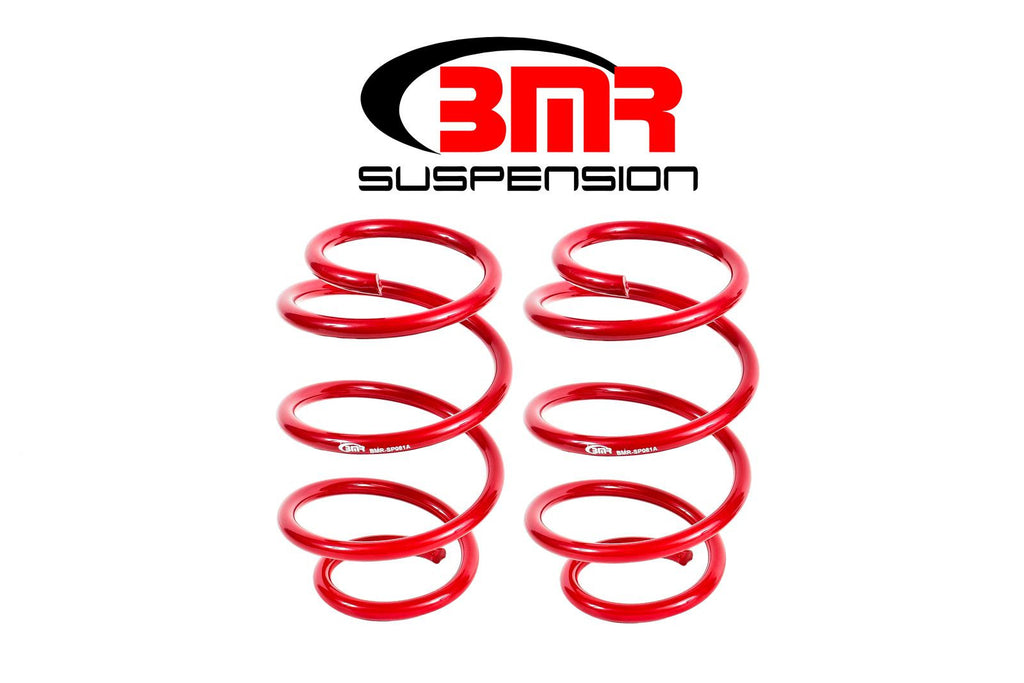 BMR 2015 - 2016 Ford Mustang Lowering Springs, Front, Performance - Southwest Speed LLC