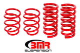 BMR 2015 Ford Mustang Lowering Springs, Set Of 4, Handling Version - Southwest Speed LLC