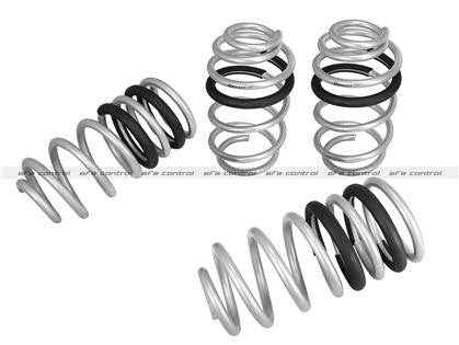 aFe Control PFADT Series Lowering Springs; 10-14 Chevrolet Camaro V6, V8 - Southwest Speed LLC