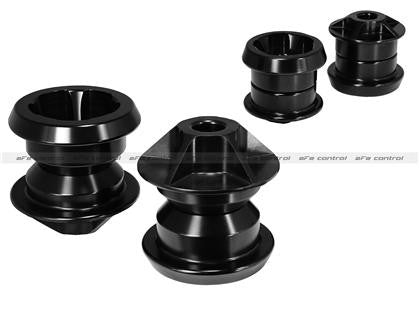aFe Control PFADT Series Subframe Mount Set; Chevrolet Camaro 10-14 - Black - Southwest Speed LLC