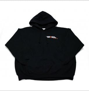 BTR Skull Hoodie - Black - Southwest Speed LLC