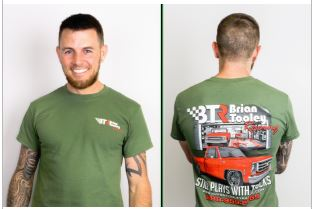 BTR Truck Shirt - Southwest Speed LLC