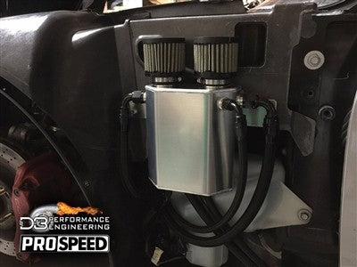 PROSPEED '05-13 C6 Corvette Catch Can System - Southwest Speed LLC