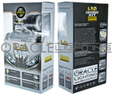 ORACLE H4 LED Headlight Replacement Bulbs - Southwest Speed LLC