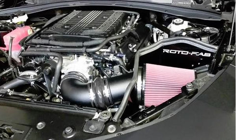 Roto-Fab '17+ Camaro ZL1 Cold Air Intake - Southwest Speed LLC