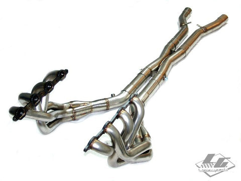 LG Motorsports C6-C6Z06 Super Pro Long Tube Headers - Southwest Speed LLC