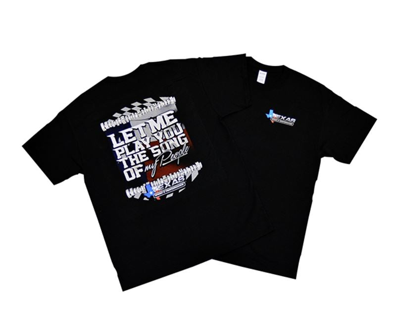 "Texas Speed & Performance ""Let Me Play You the Song of My People"" T-Shirt"