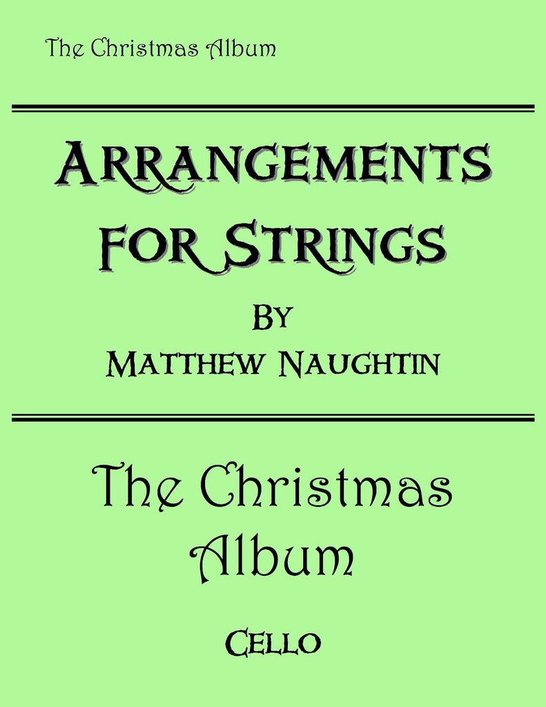 The Christmas Album | Matt Naughtin