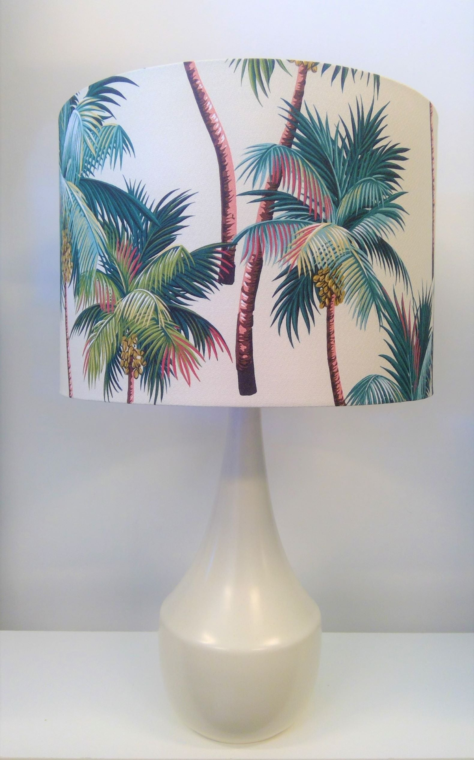 Palm Tree Lampshade