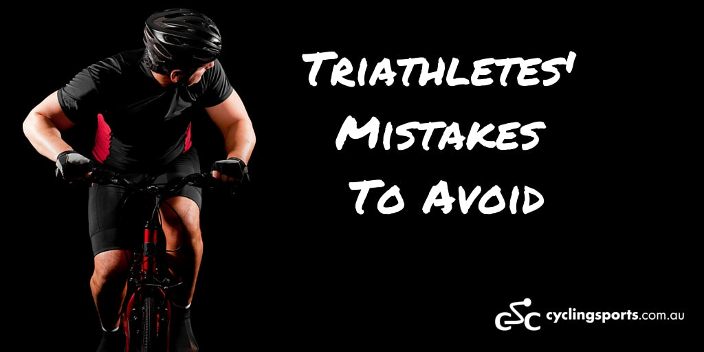 5 Mistakes Triathletes Often Make