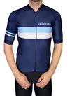 Brooklyn Project Pro Jersey Luxe - Space Navy/Sky Blue