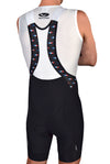 Brooklyn Project Pro Bib Shorts - Black